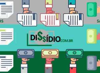 Dissídio salarrial de Bilheteiro (estações de Metrô CBO 511220 salário